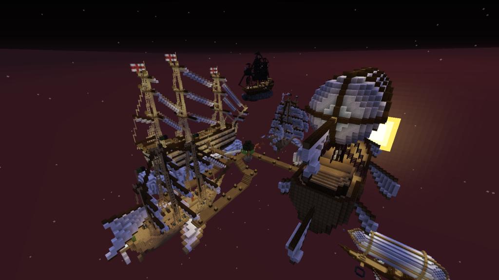 spawnships of the sky server